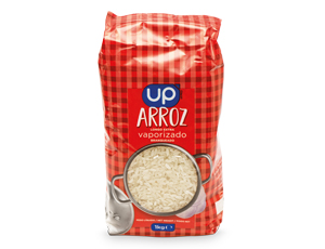 Arroz Longo Extra Vaporizado UP 1Kg