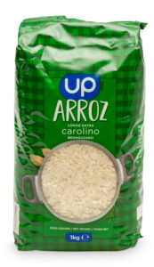 Arroz Carolino UP 1kg (2019)