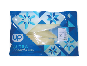 Filetes de Pescada África do Sul UP 400g